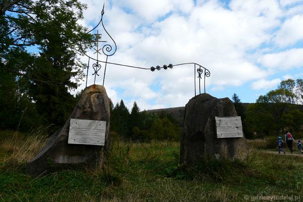 Pomnik ku pamięci Harasymowicza