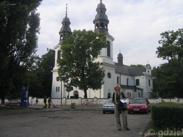 Kościół Narodzenia NMP, kon. XVI w.
