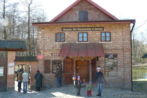 Muzeum Wsi Mazosieckiej w Sierpcu.
