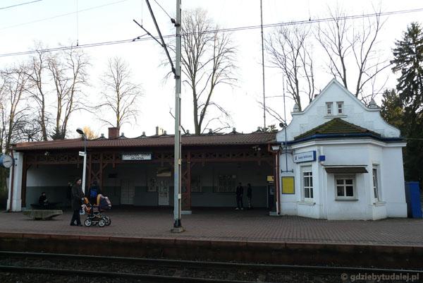 WKD Podkowa Leśna.
