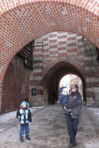 Wchodzimy na starówkę w Lublinie