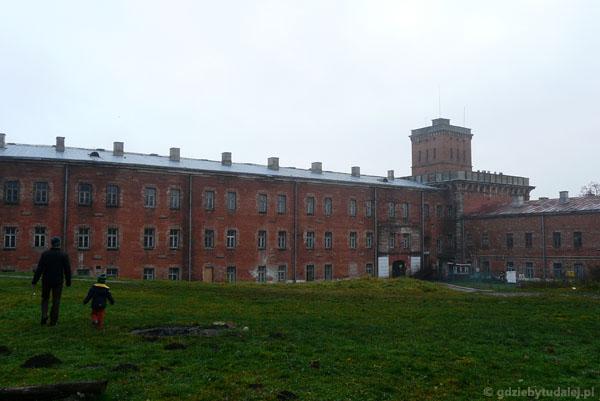 Wieża Tatarska z punktem widokowym.