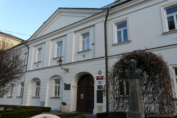 Pijarskie kolegium - obecnie I LO w Rzeszowie.