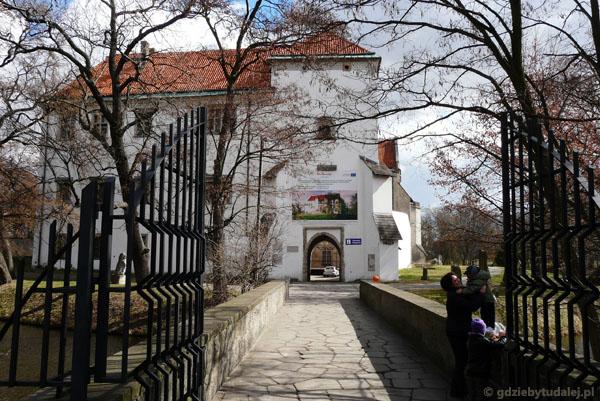 Renesansowy magnacki zamek z Szydłowcu, XV, przeb. XVI.