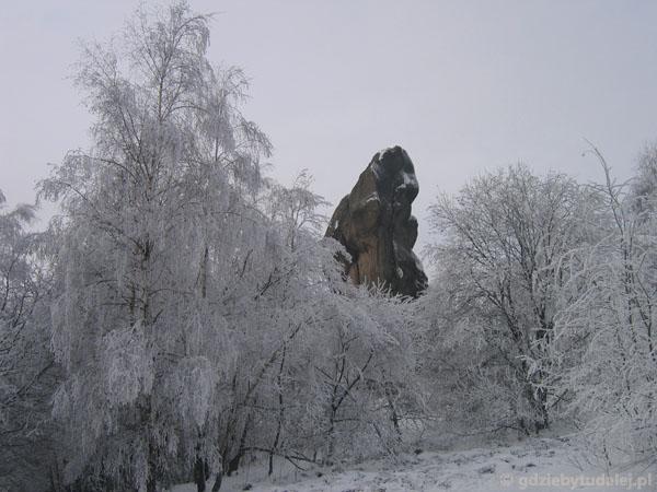Zima na szlaku...