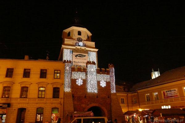 Żegnamy Lublin ostatnim zerknięciem na Bramę Krakowską