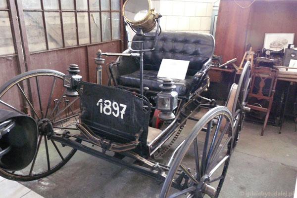 Są tu eksponaty nawet z XIX w!.