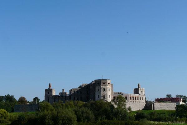 Zamek Krzyżtopór (XVIII) - jeszcze jedno spojrzenie