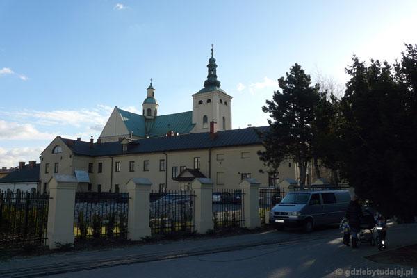 Zespół klasztorny Berardynów (XVII).