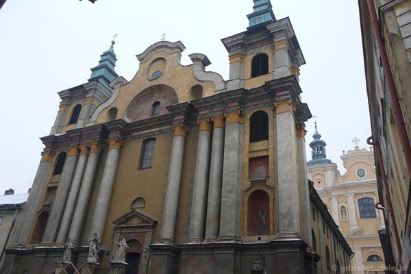 Kościół Franciszkanów (XVIII), Przemyśl.
