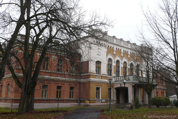 Klub Garnizonowy - klub oficerski z XIX w.