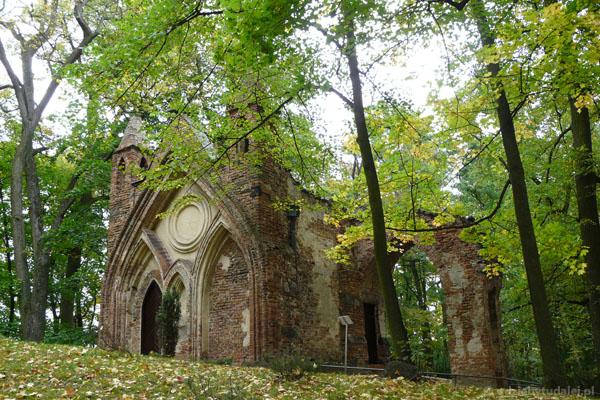 Domek gotycki.