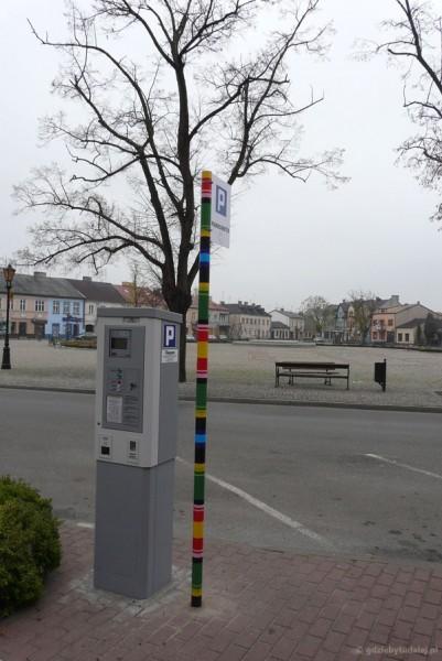 Łowicki parkometr.