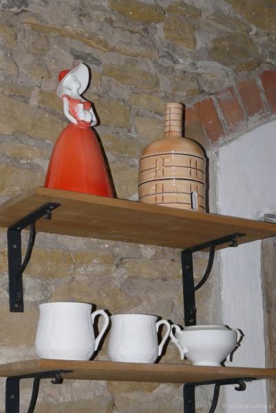 Laleczka z saskiej - nie - z ćmielowskiej porcelany