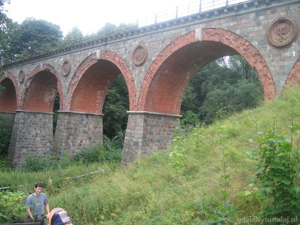 XIX-wieczne wiadukty kolejowe w Bytowie