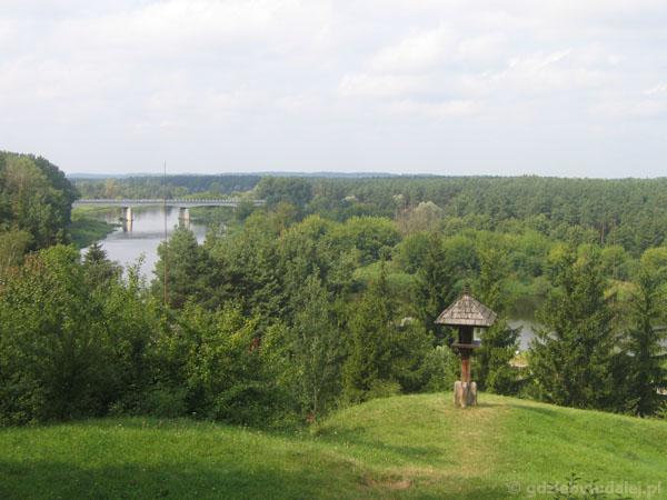Dolina Narwi, Nowogród - piękne miejsce na postój