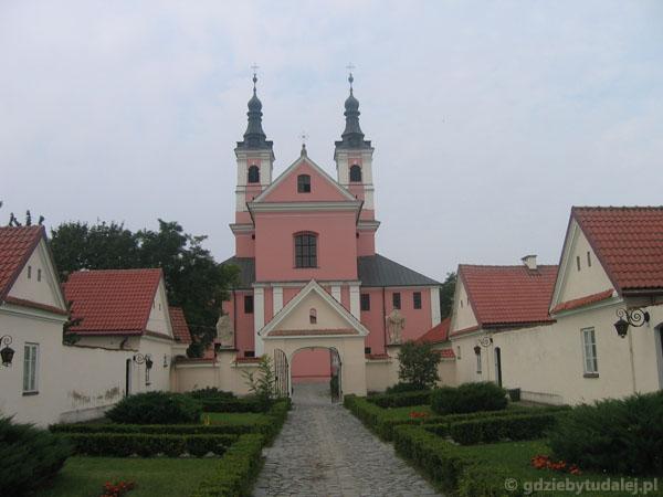 Klasztor kamedułów, Wigry