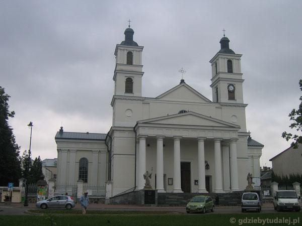 Kościół Św. Aleksandra, Suwałki