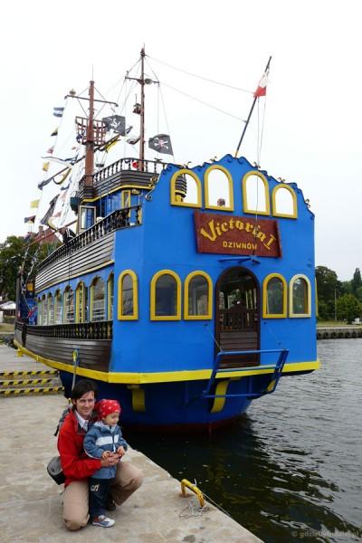 Nasz statek - Victoria I.