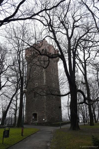 Wieża Piastowska, XIV w.