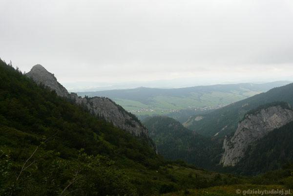 Ździar z Szerokiej Doliny.