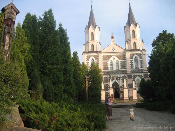 Kościół w Puńsku, XIX w.