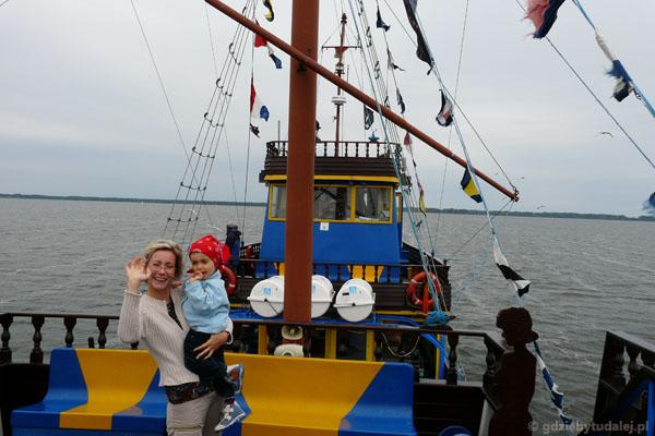 Na pokładzie Victorii I.