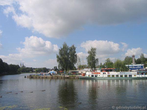 Port w Augustowie