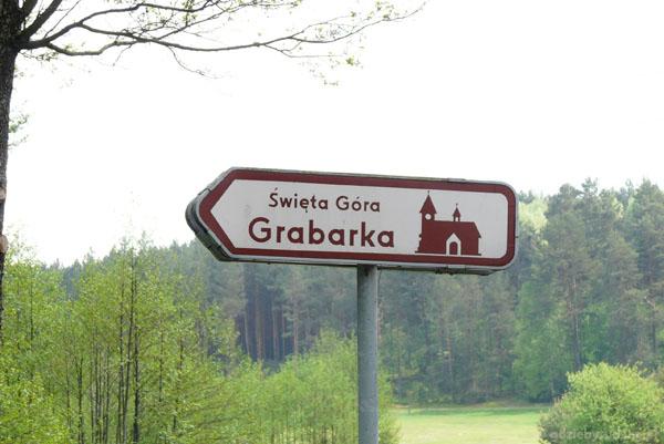 Święta Góra Grabarka.