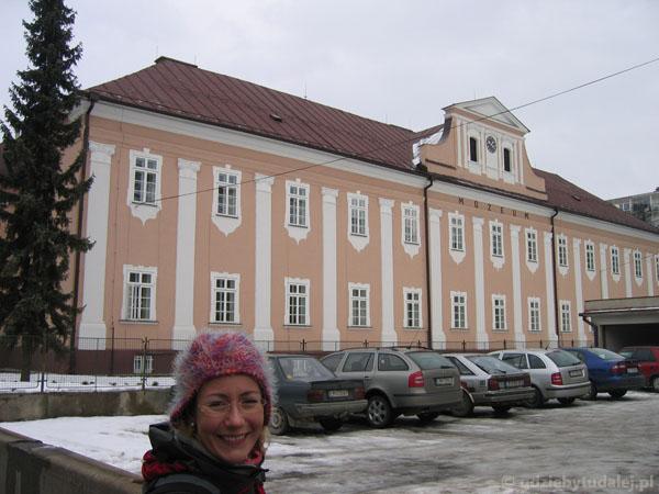 Liptowski Mikulasz - idziemy do muzeum