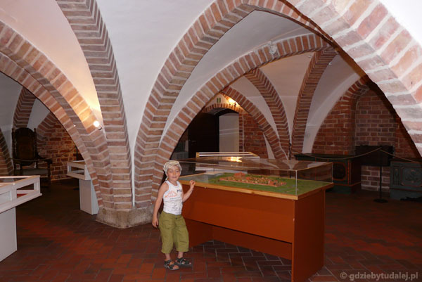 Muzeum zamkowe.