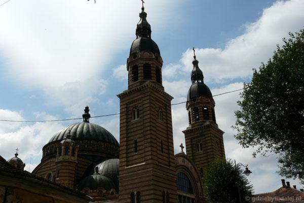 Prawosławna Katedra Trójcy Św. (XX w).
