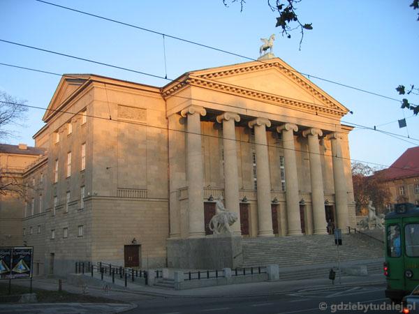 Teatr Wielki zw. Operą