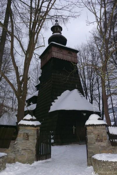 Cerkiew w Powroźniku, XVII w.