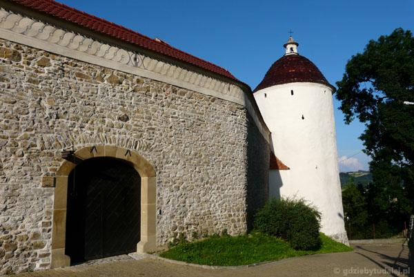 Klasztor Klarysek w Starym Sączu.