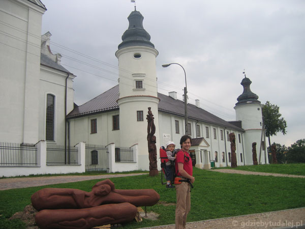 Kościół i klasztor dominikanów w Sejnach