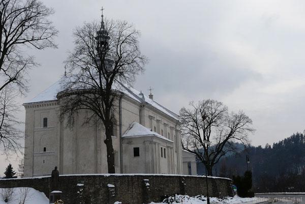 Kościół w Muszynie, XVIII w.