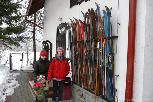 Muzeum narciarstwa, Wisła.