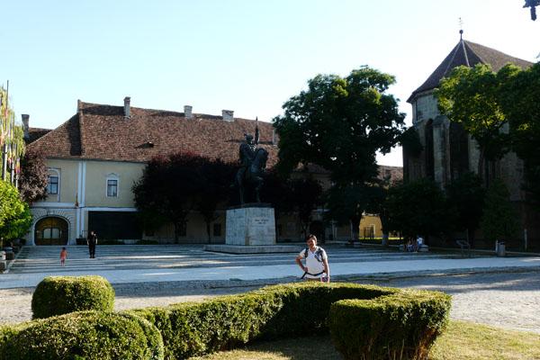 Pomnik Michała Walecznego.