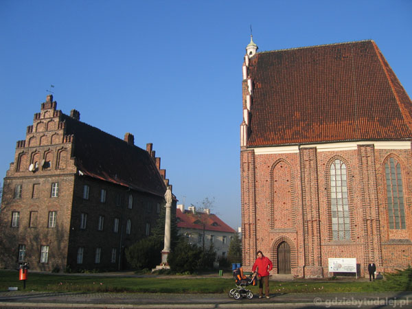 Psałteria i Kościół NMP in Summo