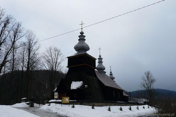 Cerkiew w Polanach, XIX w.