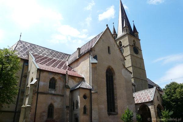 Ewangelicki Kościół Parafialny (XIV-XVI w).
