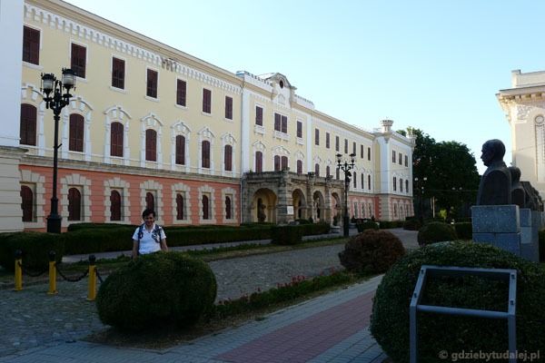 Muzeum Zjednoczenia, poł. XIX w.