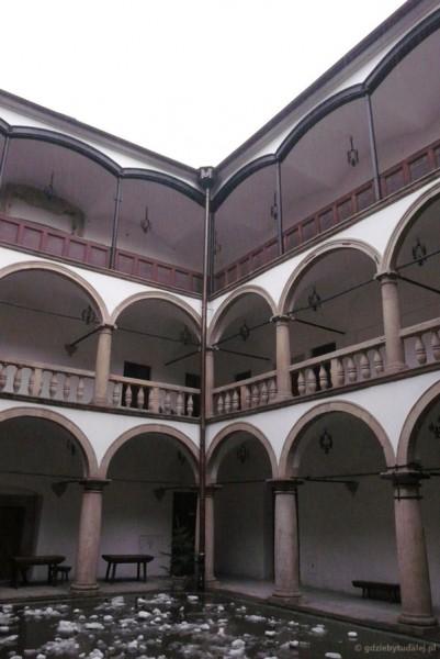 Żywiecki Zamek Habsburgów (XVI w).