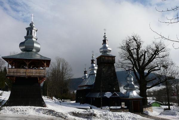 Cerkiew w Bereście, XIX w.