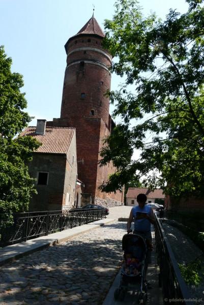 Pozegnanie olsztyńskiego zamku.