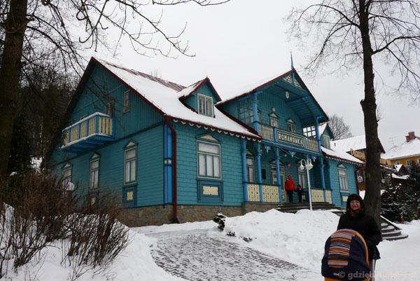 Romanówka - muzeum Nikifora.