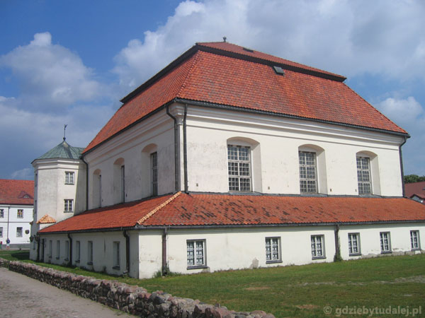 Synagoga, XVII w