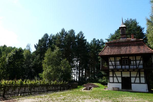 Wieża winiarska z XVIII w.