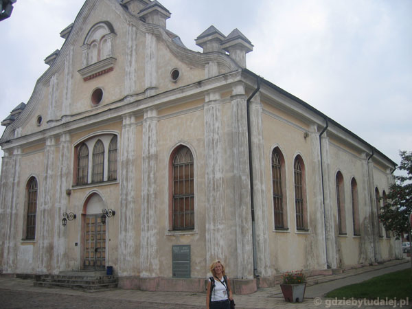 Biała Synagoga (XIX )